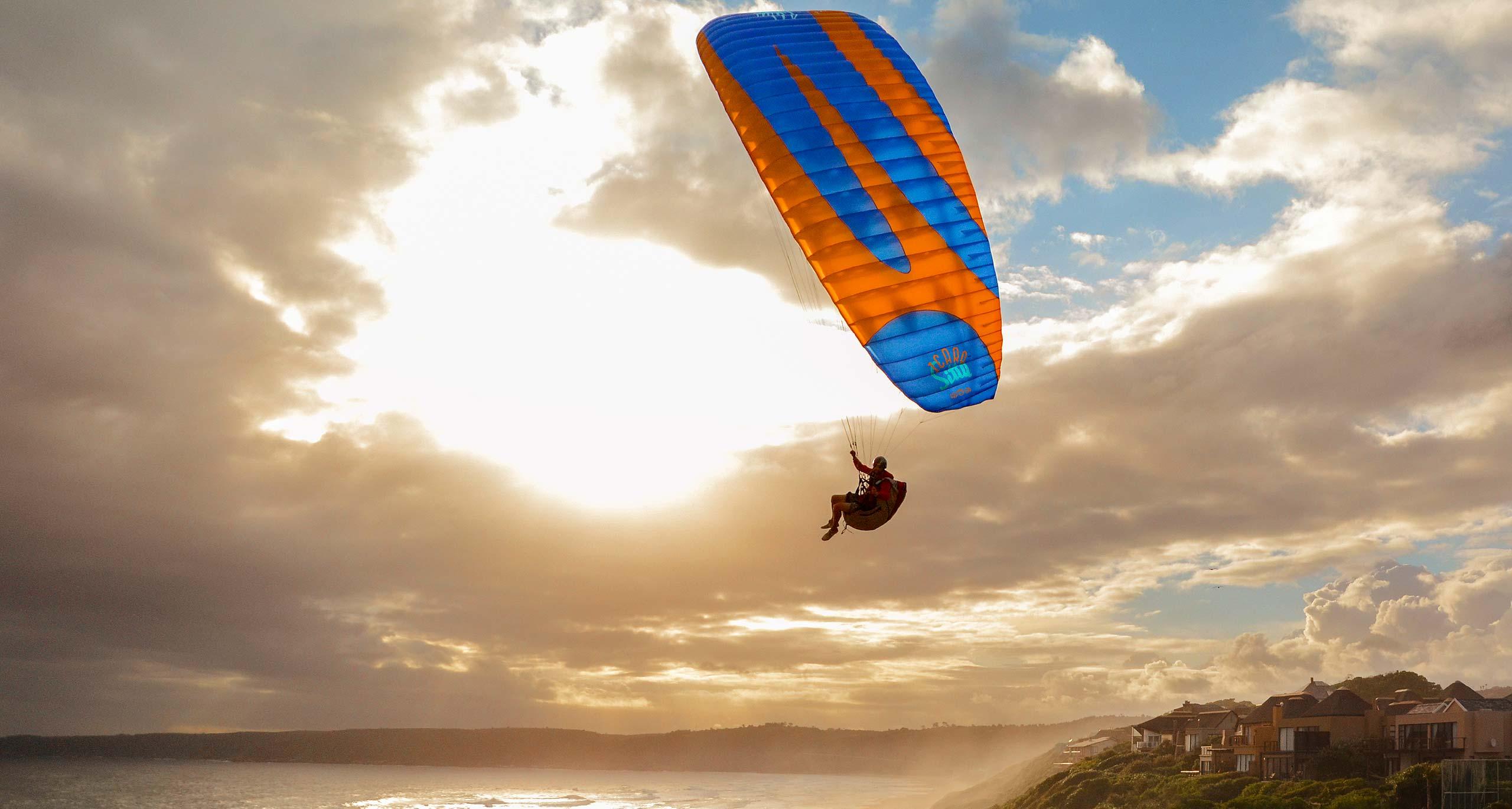 Sitta Icaro Paragliders