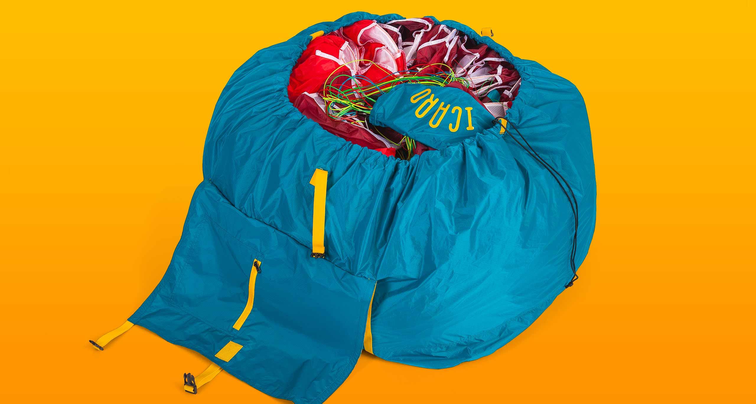 Fast Packing Bag Icaro Paragliders