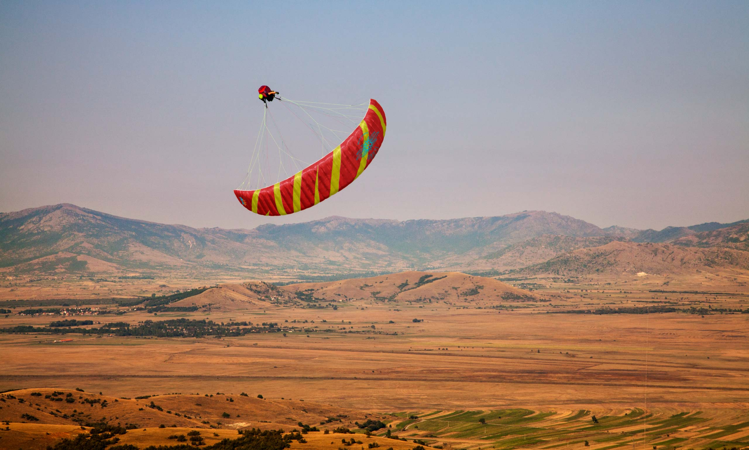 Aquila Icaro Paragliders