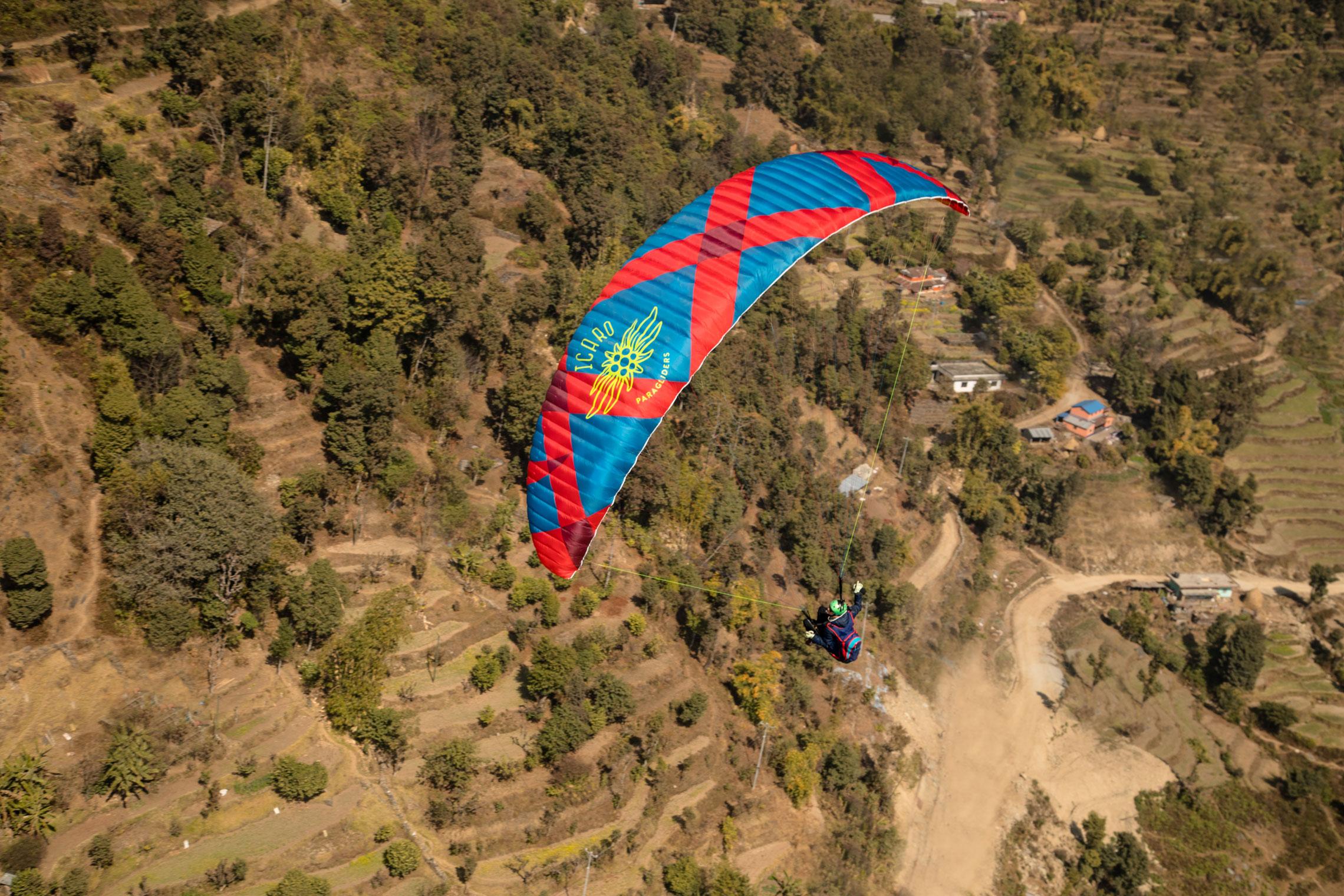 Nikita 5 – ICARO Paragliders